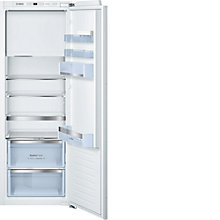 Buy Bosch KIL72AF30G Integrated Fridge with Freezer Compartment, A++ Energy Rating, 56cm Wide Online at johnlewis.com