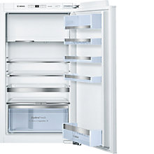 Buy Bosch KIL32AF30G Integrated Fridge with Freezer Compartment, A++ Energy Rating, 56cm Wide Online at johnlewis.com