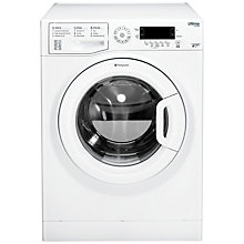 Buy Hotpoint SWMD9437 Freestanding Washing Machine, 9kg Load, A+++ Energy Rating, 1400rpm Spin, White Online at johnlewis.com