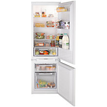 Buy Hotpoint HM31AAEF Integrated Fridge Freezer, A+ Energy Rating, 54cm Wide Online at johnlewis.com