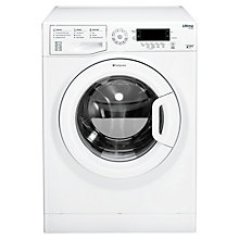 Buy Hotpoint SWMD10437 Washing Machine, 10kg Load, A+++ Energy Rating, 1400rpm Spin, White Online at johnlewis.com
