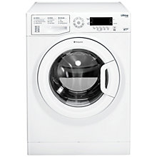 Buy Hotpoint SWMD10647 Washing Machine, 10kg Load, A+++ Energy Rating, 1600rpm Spin, White Online at johnlewis.com