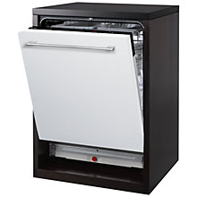 Buy Samsung DW-BG970B Integrated Dishwasher Online at johnlewis.com