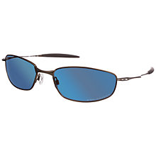 Buy Oakley OO4020 Whisker Pillow Frame Sunglasses Online at johnlewis.com