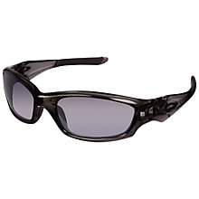 Buy Oakley OO9039 Straight Jacket Wrap Frame Sunglasses Online at johnlewis.com