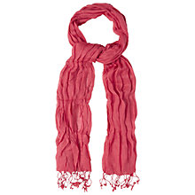 Buy White Stuff Catch Me If You Can Scarf Online at johnlewis.com
