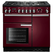Buy Rangemaster Professional+ 90 Dual Fuel Range Cooker Online at johnlewis.com