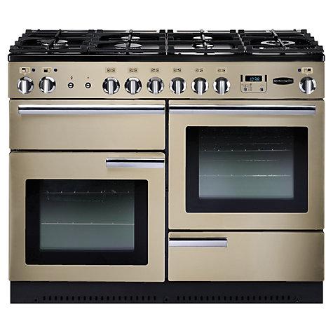 buy rangemaster professional 110 gas range cooker john. Black Bedroom Furniture Sets. Home Design Ideas