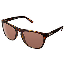 Buy Bvlgari BV7020 Tubogas Sunglasses, Havana Online at johnlewis.com