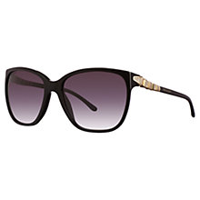 Buy Bvlgari BV8136B Diamanté Sunglasses Online at johnlewis.com
