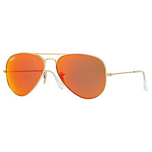 Buy Ray-Ban RB3025 Original Aviator Sunglasses Online at johnlewis.com