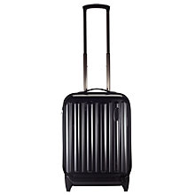 Buy John Lewis Monaco 2-Wheel Cabin-Combi Suitcase, Graphite Online at johnlewis.com