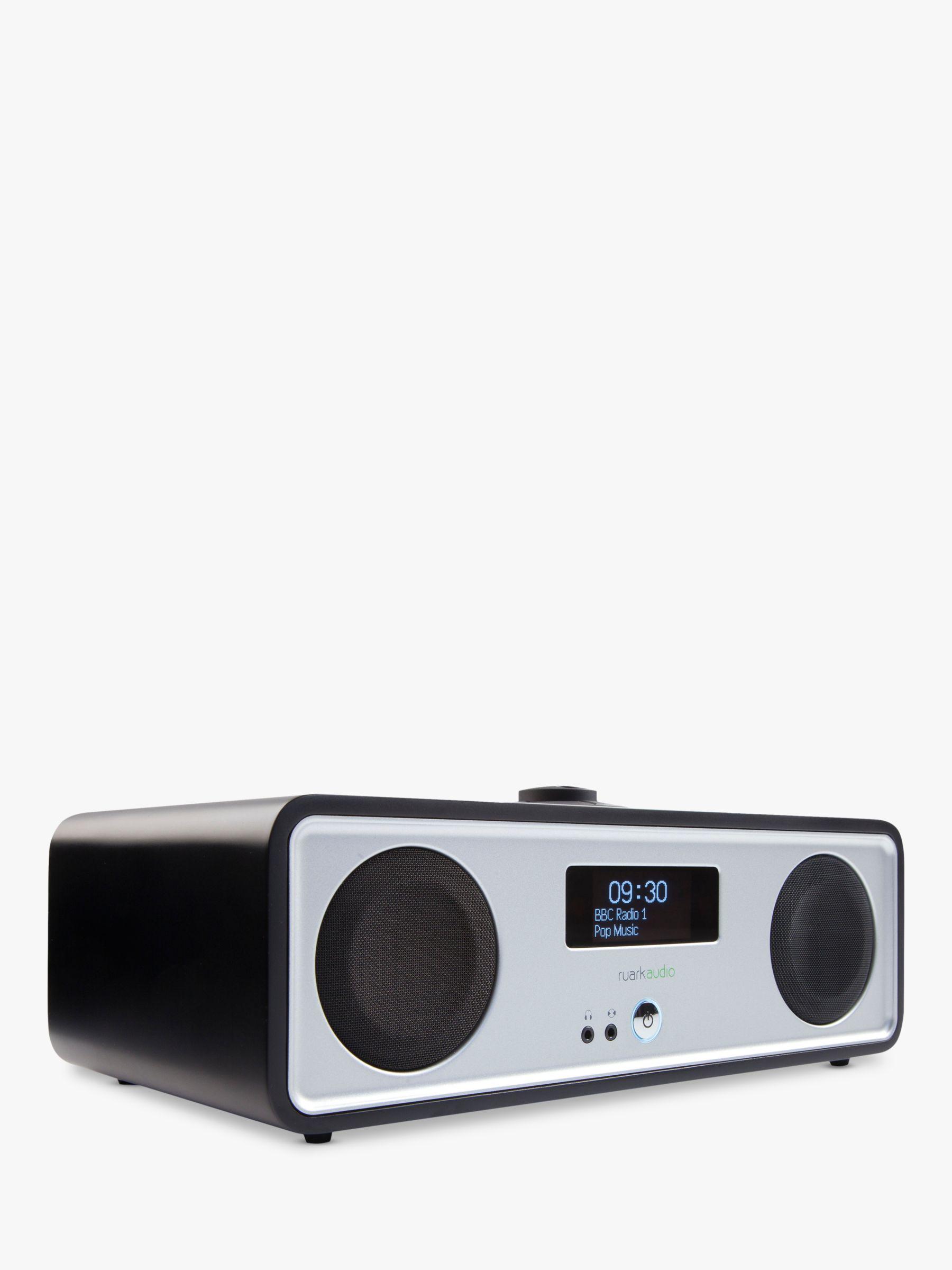 Ruark Audio Ruark R2 MK3 DAB/FM/Internet Radio with Wi-Fi and Bluetooth