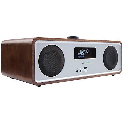 buy ruark r2 mk3 dab fm internet radio with wi fi and bluetooth john lewis. Black Bedroom Furniture Sets. Home Design Ideas