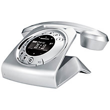 Buy Sagemcom Sixty Cordless Telephone and Answer Machine Online at johnlewis.com