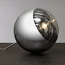 Buy Tom Dixon Mirror Bell Floor Lamp Online at johnlewis.com