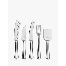 Buy Robert Welch Radford Cheese Knife Set, 5 Piece Online at johnlewis.com