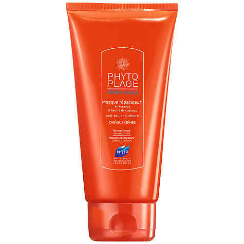 Buy Phyto Phytoplage Aftersun Recovery Mask, 125ml Online at johnlewis.com