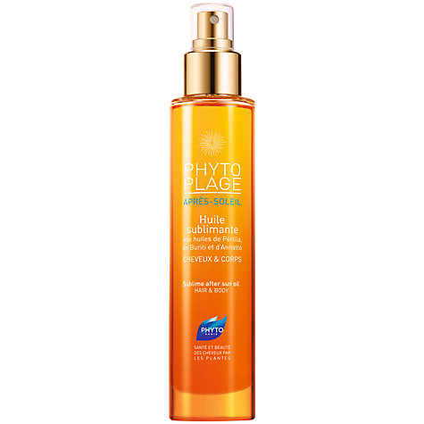 Buy Phyto Phytoplage Sublime After Sun Oil, 100ml Online at johnlewis.com