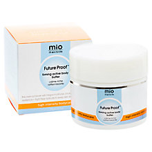Buy Mio Future Proof Firming Active Body Cream, 240g Online at johnlewis.com