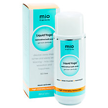 Buy Mio Liquid Yoga Restorative Bath Soak, 200ml Online at johnlewis.com