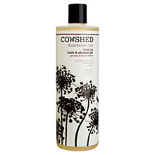 Buy Cowshed Knackered Cow Relaxing Bath & Shower Gel, 500ml Online at johnlewis.com