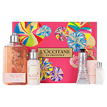 Buy L'Occitane Cherry Blossom Collection Online at johnlewis.com