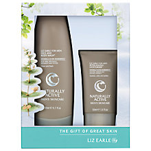 Buy Liz Earle The Gift of Great Skin Men's Gift Set Online at johnlewis.com