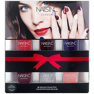 shop for Nails Inc. Be Gelous Nail Polish Collection, 6 x 8ml at Shopo