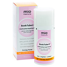 Buy Mio Boob Tube+ Multi-Action Bust Firmer, 100ml Online at johnlewis.com