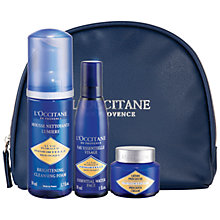 Buy L'Occitane Immortelle Precious Starter Kit Online at johnlewis.com