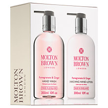 Buy Molton Brown Pomegranate & Ginger Hand Duo, 2 x 300ml Online at johnlewis.com