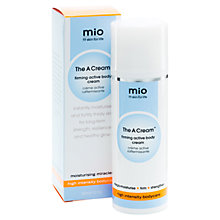 Buy Mio The A Cream Firming Active Body Cream, 150ml Online at johnlewis.com