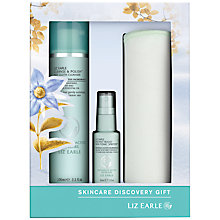 Buy Liz Earle Christmas Skincare Discovery Gift Set Online at johnlewis.com