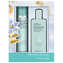 Buy Liz Earle Beautiful Skin Duo Gift Set Online at johnlewis.com