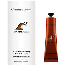 Buy Crabtree & Evelyn Gardeners Hand Therapy, 50g Online at johnlewis.com