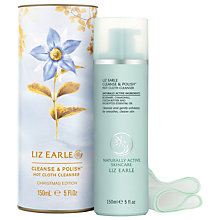 Buy Liz Earle Cleanse & Polish Christmas Ltd Edition, 150ml Online at johnlewis.com