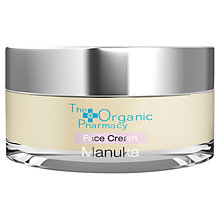Buy Organic Pharmacy Manuka Face Cream, 50ml Online at johnlewis.com