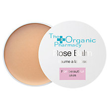 Buy Organic Pharmacy Rose Balm, 10ml Online at johnlewis.com