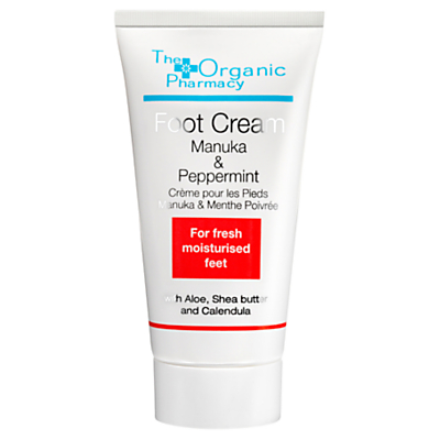 shop for Organic Pharmacy Manuka & Peppermint Foot Cream, 50ml at Shopo