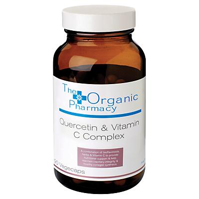 shop for Organic Pharmacy Quercetin & Vitamin C Complex, 90 Capsules at Shopo
