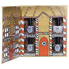 Buy Ciaté Candy Cane House Festive Scented Nail Polish Gift Set Online at johnlewis.com