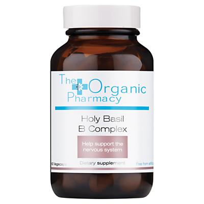 shop for Organic Pharmacy Holy Basil B Complex, 60 Capsules at Shopo