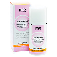 Buy Mio Get Waisted Sculpting Body Shaper, 100ml Online at johnlewis.com