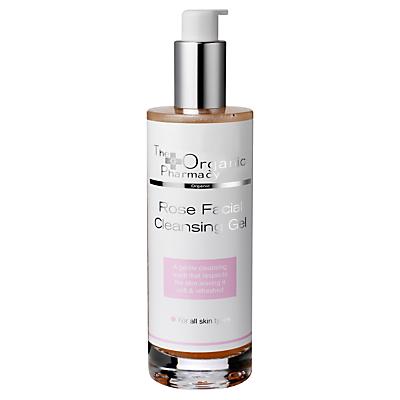 shop for Organic Pharmacy Rose Facial Cleansing Gel, 100ml at Shopo