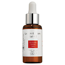 Buy Organic Pharmacy Lemon & Neem Nail Oil, 30ml Online at johnlewis.com