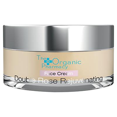 shop for Organic Pharmacy Double Rose Rejuvenating Face Cream, 50ml at Shopo