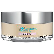 Buy Organic Pharmacy Double Rose Rejuvenating Face Cream, 50ml Online at johnlewis.com