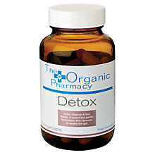 Buy Organic Pharmacy Detox Colon Cleanse & Gut Repair Capsules, 60 Capsules Online at johnlewis.com