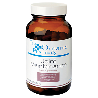 shop for Organic Pharmacy Joint Maintenance, 90 Capsules at Shopo